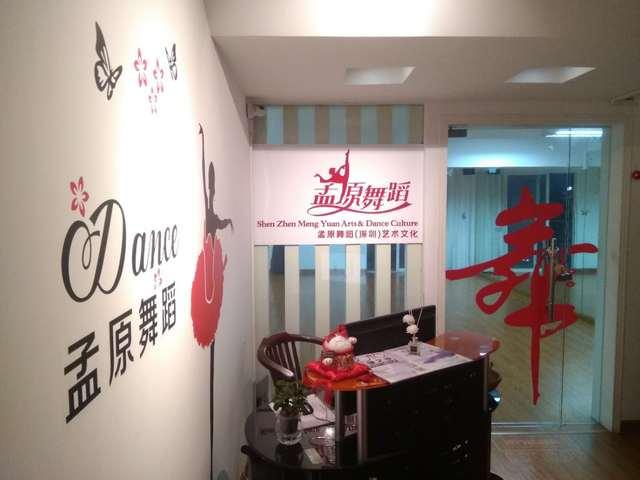 孟原舞蹈艺术培训学校(南山分店)