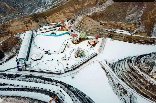 宏源滑雪游乐场