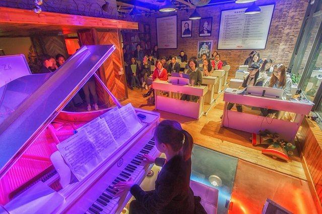 钢琴公馆·成人钢琴培训(滨江店)