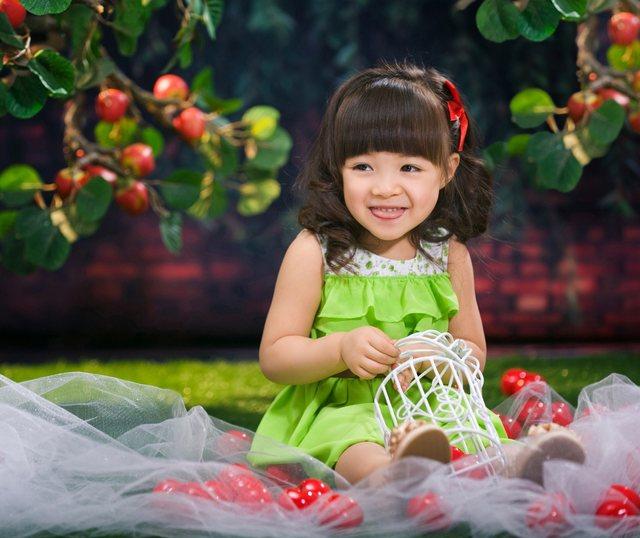 创意儿童专业摄影