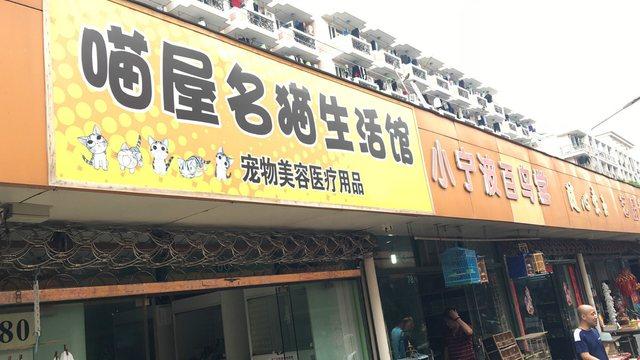 喵屋名猫生活馆