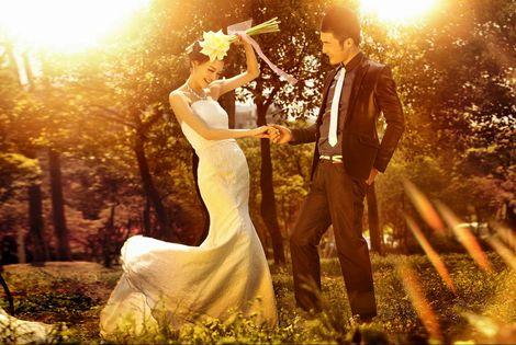 慕西妮婚纱摄影