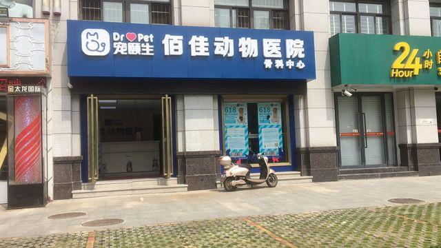 宠颐生佰佳动物医院(书城路店)