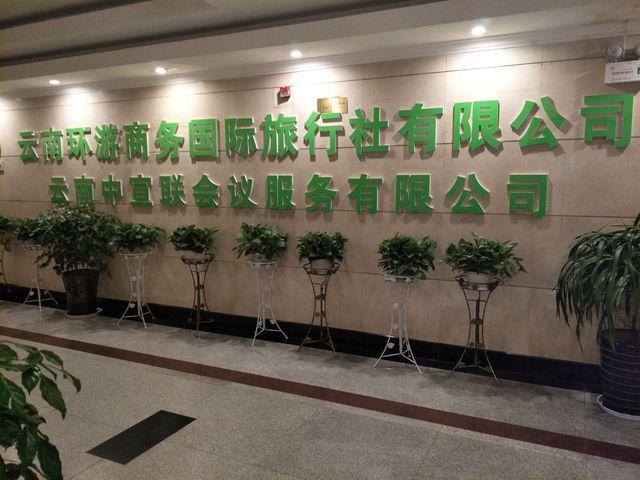 云南环游商务国际旅行社有限公司
