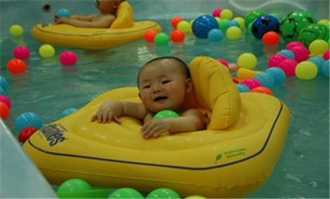 幸福里婴幼儿游泳(皋兰路店)