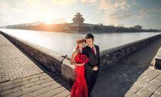 巴黎之恋婚纱摄影典藏系列