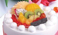 翠翠蛋糕房水果蛋糕