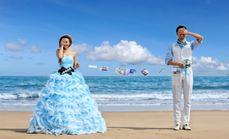 聚焦视觉婚纱海景套餐系列