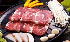 4人韩式烤肉套餐