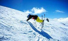 渔阳周末全天滑雪
