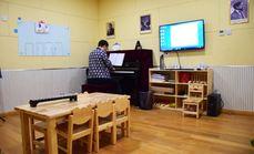 玩美时光幼儿音乐体验课