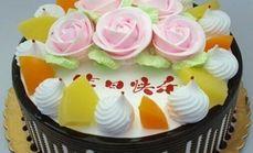 生日蛋糕18英寸蛋糕