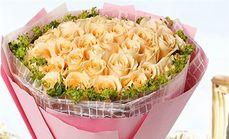 相约爱花吧33朵玫瑰套餐