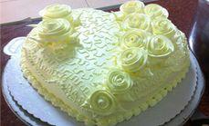 南来北顺蛋糕房8英寸蛋糕