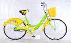 开心自行车出租