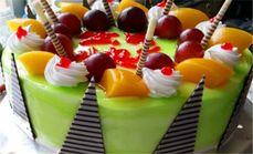 万佳临蛋糕