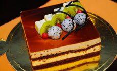 大连九州国际大酒店映雪阁咖啡厅