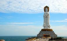 北京青旅三亚南山一日游