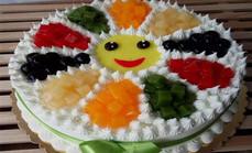 尚味滋16寸水果蛋糕