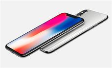 iPhoneX银256