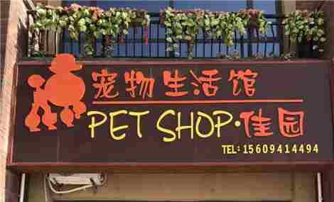 城关区碧桂园佳园宠物生活馆