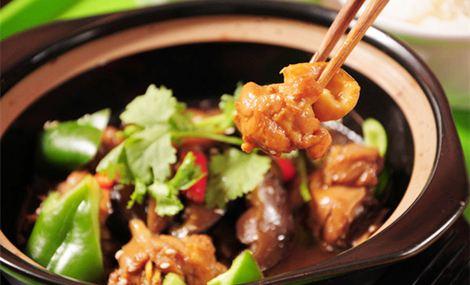 七十二番黄焖鸡米饭