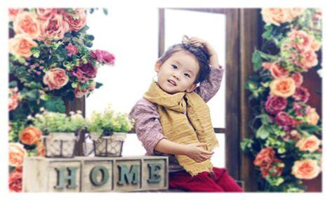 菲雅飞国际儿童摄影