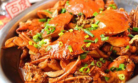 桐香肉蟹煲