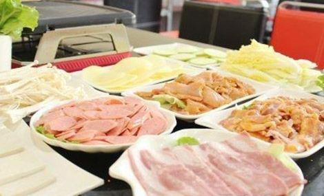 北加佐烤肉(金康华府店)