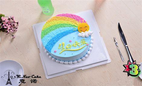 意诺蛋糕 - 大图