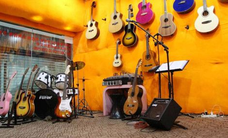 JB音乐工作室(南大街店)