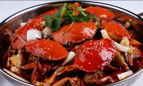 七欣香辣蟹