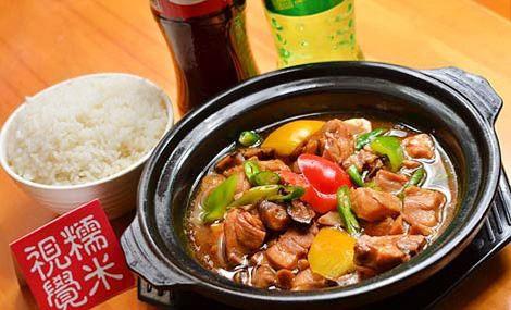 杨铭宇黄焖鸡米饭(嘉祥唐宁街店)