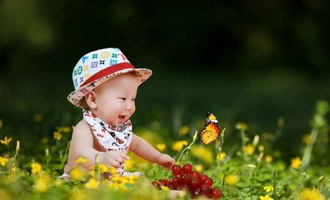 绝色宝贝儿童摄影