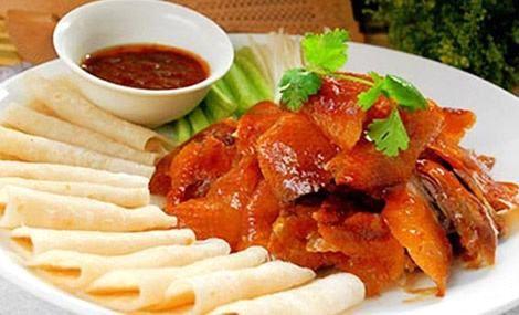 福味北京果木烤鸭