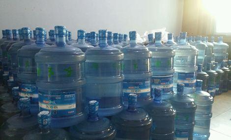 首益长生源桶装水
