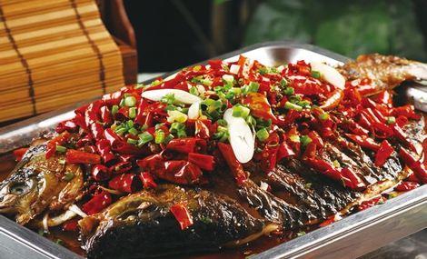 蜀香阁烤鱼