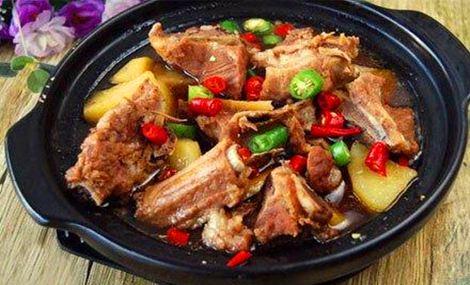惠和祥黄焖鸡米饭