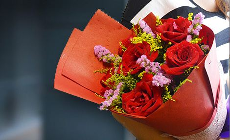 金紫薇鲜花