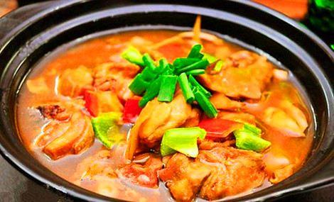 韦小姐の黄焖鸡米饭