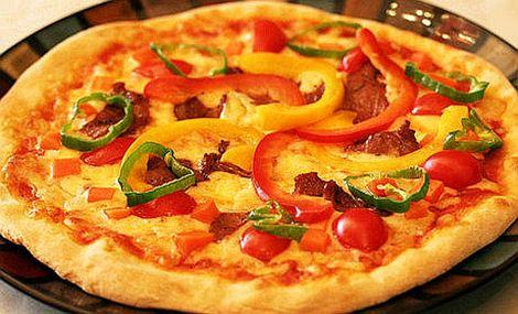 斯芙蕾披萨