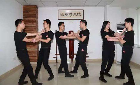 臻传咏春拳国术馆