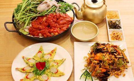 南江韩式料理