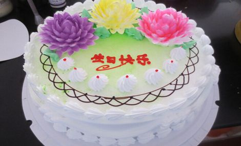 圣罗兰蛋糕 - 大图