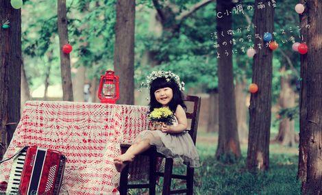 蜜糖派儿童摄影