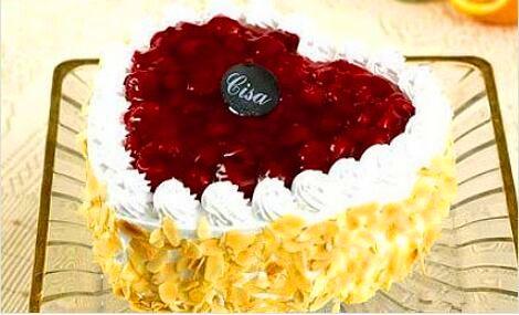 阿曼尼蛋糕 - 大图