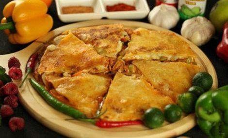 墨西哥馅饼餐厅MexicanPizzaPie(东马路店)