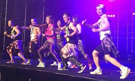 蘭秀国际舞蹈