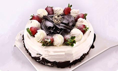 普拉蒂烘焙8英寸蛋糕!节假日通用!请至少提前1天预约!