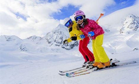 四喜居金山滑雪场雪上乐园